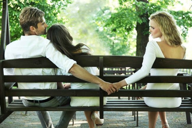 10 razones de la infidelidad de los hombres