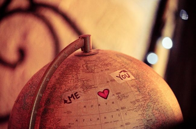 Ventajas e inconvenientes del amor a distancia