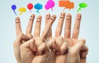 Amigos virtuales y los beneficios de las redes sociales